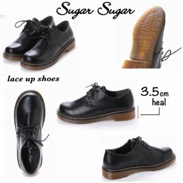 【SUGARSUGAR★シュガーシュガー】レースアップシューズ|sugar-sugar|03