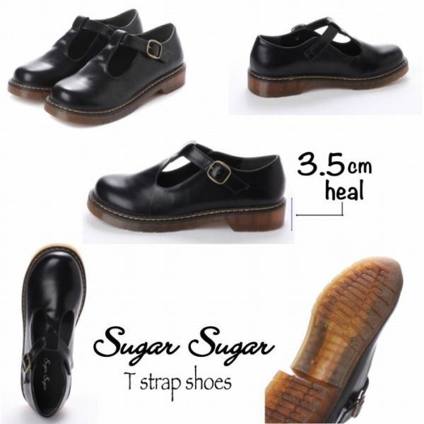 【SUGARSUGAR★シュガーシュガー】Tストラップシューズ|sugar-sugar|13