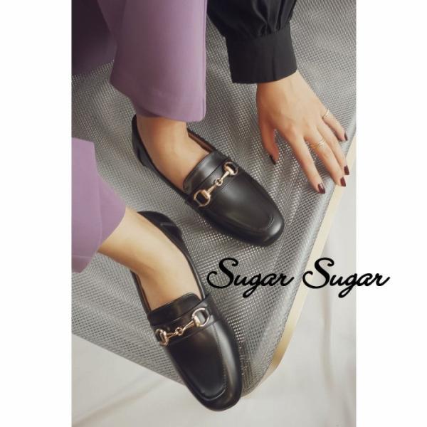 【SUGARSUGAR★シュガーシュガー】ビットローファー/ローヒール/ドレスシューズ/アニマル/コインローファー sugar-sugar