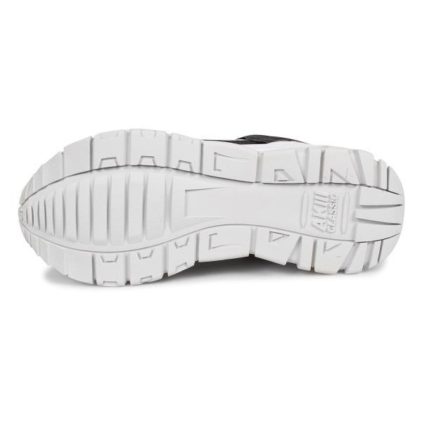 AKIII CLASSIC アキクラシック ランブル スニーカー ダッドシューズ レディース 厚底 RUMBLE ブラック 黒 AKC-0001 10/11 新入荷|sugaronlineshop|06