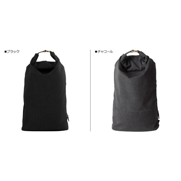 アマリオ AMARIO リュック バッグ バックパック メンズ レディース 15L CULM DAYPACK ブラック グレー 黒 CRUMDP|sugaronlineshop|02