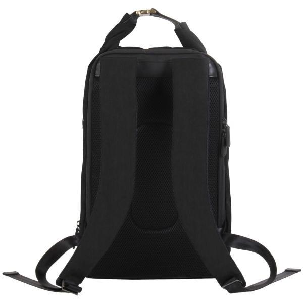 アマリオ AMARIO リュック バッグ バックパック メンズ レディース 15L CULM DAYPACK ブラック グレー 黒 CRUMDP|sugaronlineshop|03