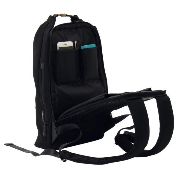 アマリオ AMARIO リュック バッグ バックパック メンズ レディース 15L CULM DAYPACK ブラック グレー 黒 CRUMDP|sugaronlineshop|04