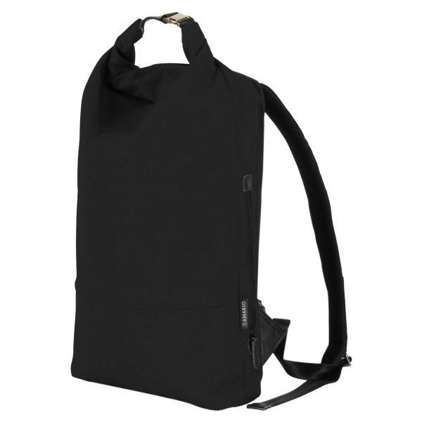 アマリオ AMARIO リュック バッグ バックパック メンズ レディース 15L CULM DAYPACK ブラック グレー 黒 CRUMDP|sugaronlineshop|05