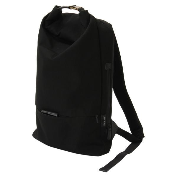 アマリオ AMARIO リュック バッグ バックパック メンズ レディース 15L CULM DAYPACK ブラック グレー 黒 CRUMDP|sugaronlineshop|07