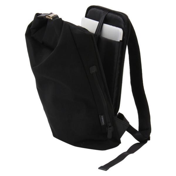 アマリオ AMARIO リュック バッグ バックパック メンズ レディース 15L CULM DAYPACK ブラック グレー 黒 CRUMDP|sugaronlineshop|08