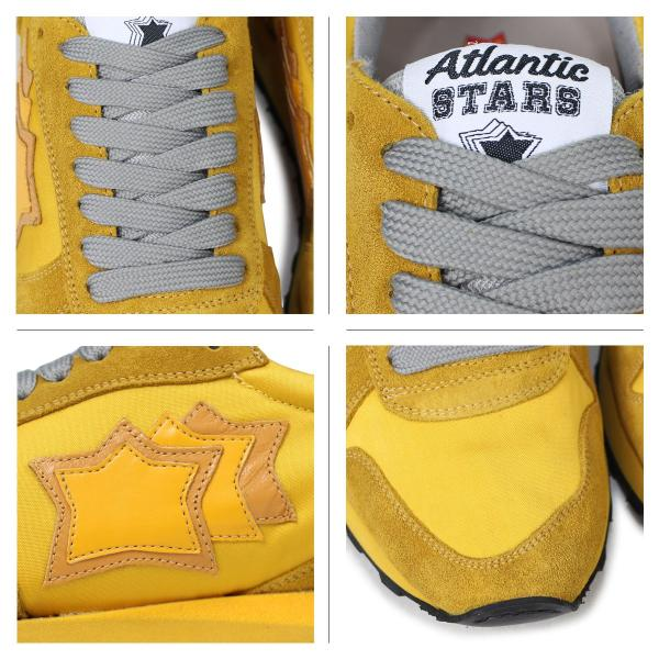 Atlantic STARS レディース スニーカー アトランティックスターズ アレナ ALHENA OTNYNGGN イエロー