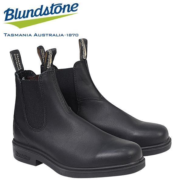 Blundstone ブランドストーン サイドゴア メンズ ブーツ DRESS CHELSEA BOOTS 063 ブラック 黒 sugaronlineshop