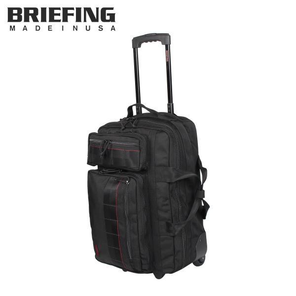 BRIEFING ブリーフィング バッグ スーツケース キャリーバッグ メンズ T-3 ブラック 黒 181501 10/30 新入荷|sugaronlineshop