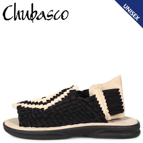 CHUBASCO チュバスコ アズテック サンダル スポーツサンダル メンズ レディース AZTEC ブラック 黒 A00061 10/18 新入荷|sugaronlineshop