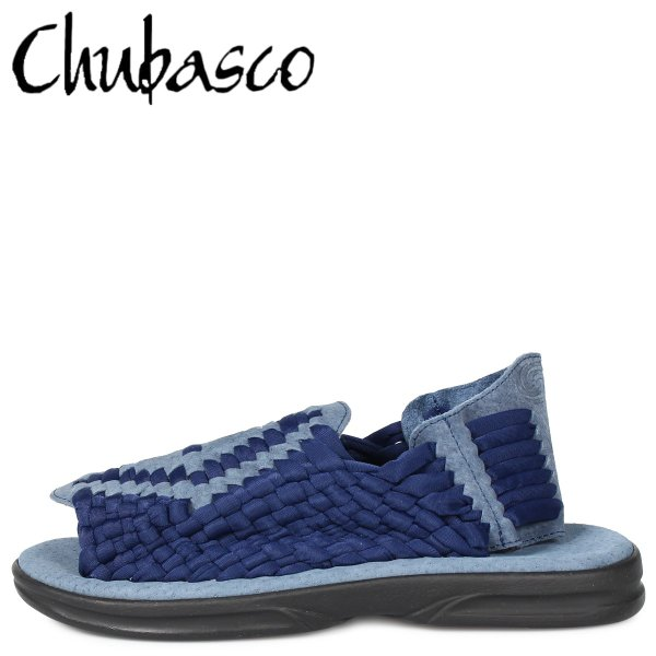 CHUBASCO チュバスコ アズテック サンダル スポーツサンダル メンズ AZTEC ネイビー S1602290 10/18 新入荷|sugaronlineshop