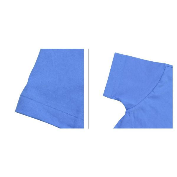 プレイ コムデギャルソン PLAY COMME des GARCONS Tシャツ 半袖 メンズ BLACK HEART T-SHIRT P1T064 AZ-T214 ブルー イエロー 11/3 追加入荷|sugaronlineshop|03