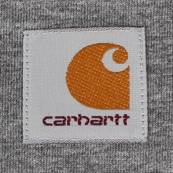carhartt カーハート  Tシャツ メンズ 半袖 無地 SS POCKET T-SHIRT ブラック ホワイト ダーク グレー ダーク ネイビー ブラウン 黒 白 I022091 11/7 新入荷|sugaronlineshop|07