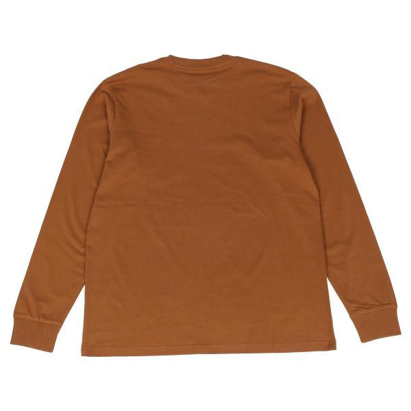 carhartt カーハート  Tシャツ メンズ 長袖 ロンT 無地 LS POCKET T-SHIRT I022094 11/7 新入荷|sugaronlineshop|05