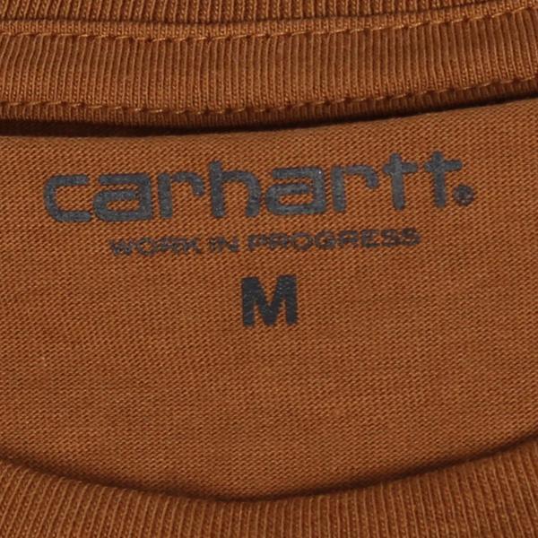 carhartt カーハート  Tシャツ メンズ 長袖 ロンT 無地 LS POCKET T-SHIRT I022094 11/7 新入荷|sugaronlineshop|06