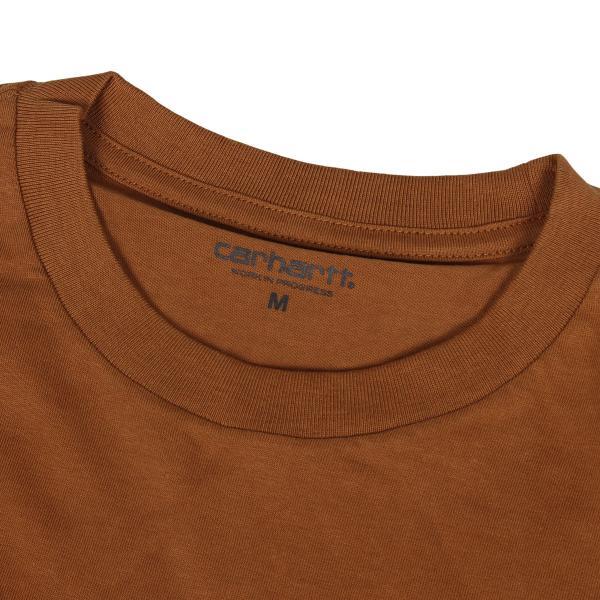 carhartt カーハート  Tシャツ メンズ 長袖 ロンT 無地 LS POCKET T-SHIRT I022094 11/7 新入荷|sugaronlineshop|07