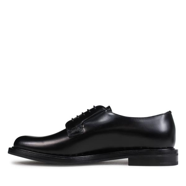 Church's チャーチ 靴 レディース レベッカ2 プレーントゥー REBECCA 2 POLISHED BINDER DE0075 ブラック