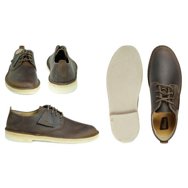 Clarks デザート ロンドン シューズ クラークス メンズ DESERT LONDON 26107880 靴 ブラウン|sugaronlineshop|03