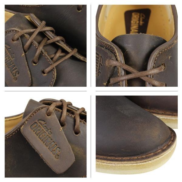 Clarks デザート ロンドン シューズ クラークス メンズ DESERT LONDON 26107880 靴 ブラウン|sugaronlineshop|04