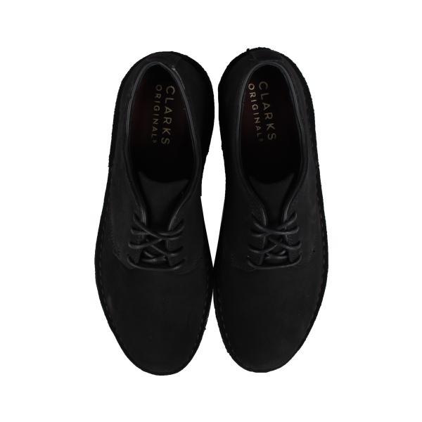 Clarks デザート ロンドン シューズ メンズ クラークス DESERT LONDON 26107883 靴 ブラック|sugaronlineshop|04