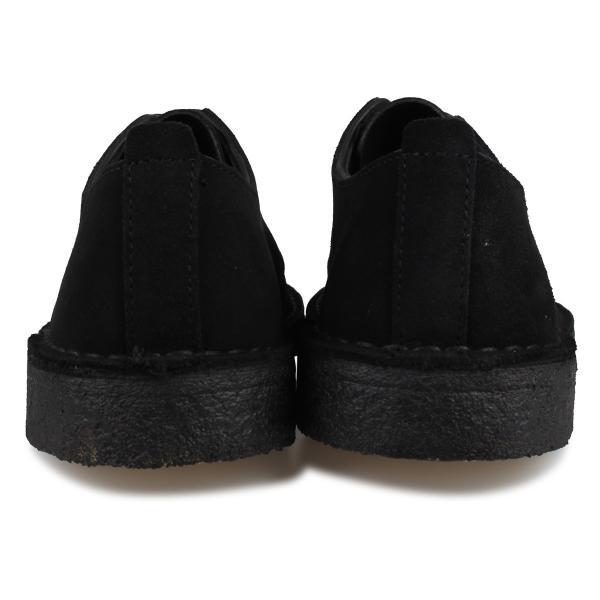 Clarks デザート ロンドン シューズ メンズ クラークス DESERT LONDON 26107883 靴 ブラック|sugaronlineshop|05