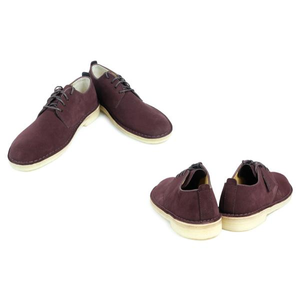 Clarks デザート ロンドン シューズ クラークス メンズ DESERT LONDON 2628511 靴 バーガンディー sugaronlineshop 02