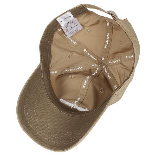 CONVERSE コンバース キャップ 帽子 ローキャップ メンズ レディース CN TC TAFETA LOW CA 197-112702 11/5 新入荷 sugaronlineshop 06
