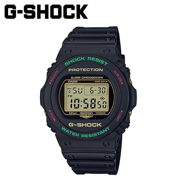 CASIO カシオ G-SHOCK 腕時計 DW-5700TH-1JF THROWBACK 1990S ジーショック Gショック G-ショック メンズ レディース ブラック 黒 11/19 新入荷|sugaronlineshop