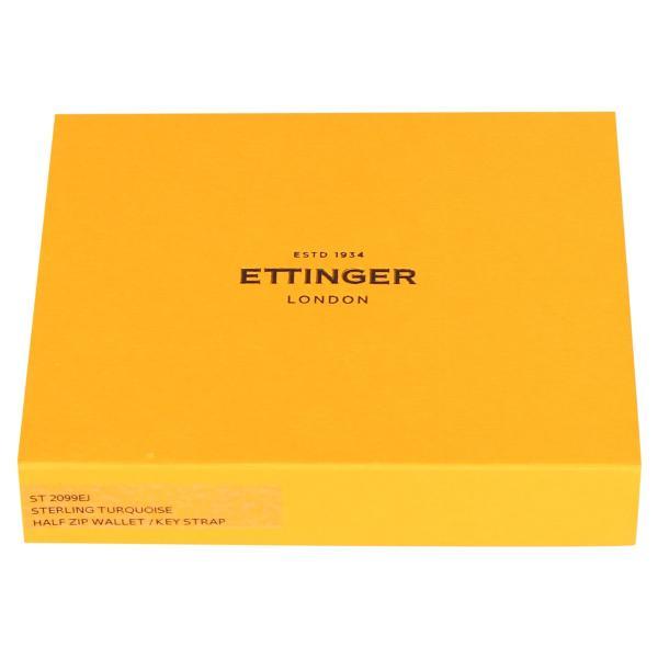 ETTINGER エッティンガー ハーフジップウォレット 財布 ミニ財布 メンズ レディース L字ファスナー HALF-ZIP WALLET W. KEY STRAP ST2099EJR 11/14 新入荷|sugaronlineshop|09