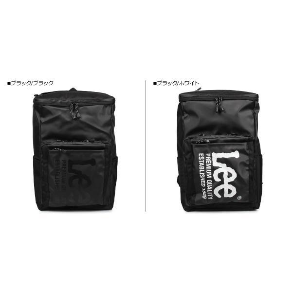 リー Lee リュック バッグ バックパック メンズ レディース TPU DAY PACK ブラック 黒 0421138 10/23 新入荷|sugaronlineshop|02