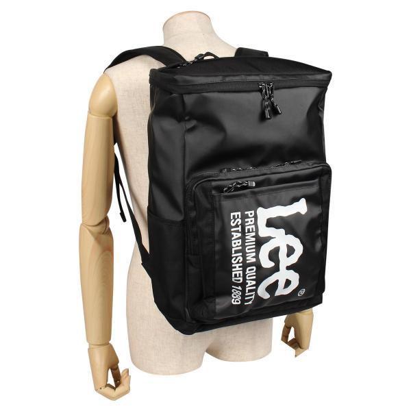 リー Lee リュック バッグ バックパック メンズ レディース TPU DAY PACK ブラック 黒 0421138 10/23 新入荷|sugaronlineshop|05