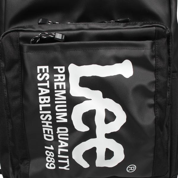 リー Lee リュック バッグ バックパック メンズ レディース TPU DAY PACK ブラック 黒 0421138 10/23 新入荷|sugaronlineshop|10