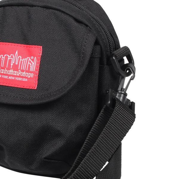 Manhattan Portage マンハッタンポーテージ バッグ ショルダーバッグ メンズ レディース HUDSON BAG XS ブラック 黒 1402 9/10 新入荷|sugaronlineshop|08