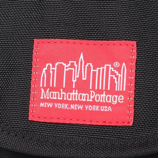Manhattan Portage マンハッタンポーテージ バッグ ショルダーバッグ メンズ レディース HUDSON BAG XS ブラック 黒 1402 9/10 新入荷|sugaronlineshop|10