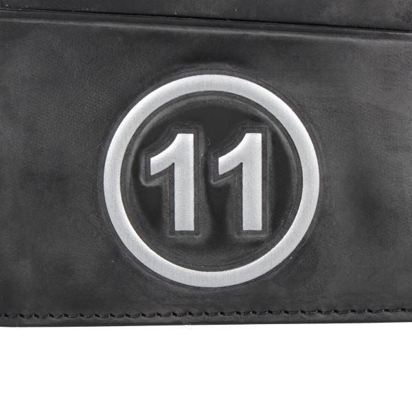 MAISON MARGIELA メゾンマルジェラ カードケース 名刺入れ 定期入れ メンズ レディース CARD CASE レザー ブラック 黒 S35UI0432 P0047 10/8 新入荷|sugaronlineshop|07