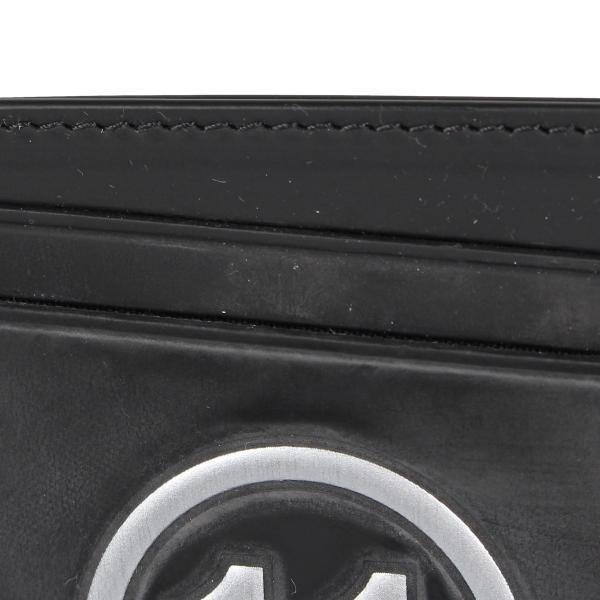 MAISON MARGIELA メゾンマルジェラ カードケース 名刺入れ 定期入れ メンズ レディース CARD CASE レザー ブラック 黒 S35UI0432 P0047 10/8 新入荷|sugaronlineshop|08
