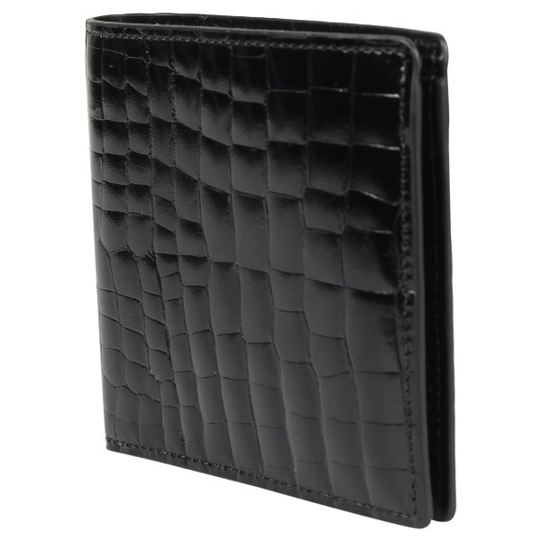 MAISON MARGIELA メゾンマルジェラ 財布 ミニ財布 二つ折り メンズ レディース MINI WALLET レザー ブラック 黒 S35UI0435 P0195 10/8 新入荷|sugaronlineshop|03