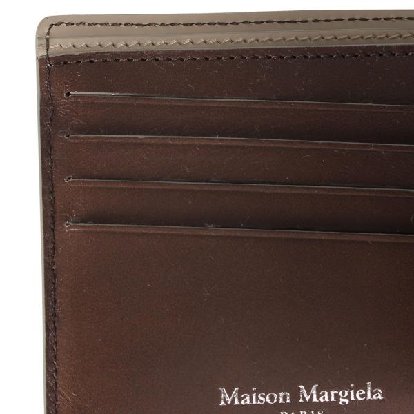 MAISON MARGIELA メゾンマルジェラ 財布 二つ折り メンズ レディース BI-FOLD WALLET レザー S35UI0435 P2714 10/9 新入荷 sugaronlineshop 06