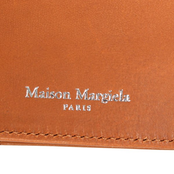 MAISON MARGIELA メゾンマルジェラ 財布 二つ折り メンズ レディース BI-FOLD WALLET ブラック ネイビー ベージュ ブラウン 黒 35UI0437 11/6 新入荷|sugaronlineshop|07