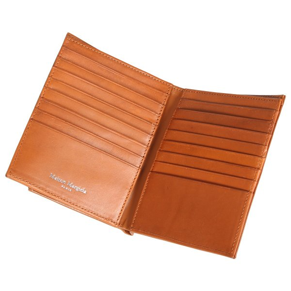 MAISON MARGIELA メゾンマルジェラ 財布 二つ折り メンズ レディース BI-FOLD WALLET ブラック ネイビー ベージュ ブラウン 黒 35UI0437 11/6 新入荷|sugaronlineshop|08