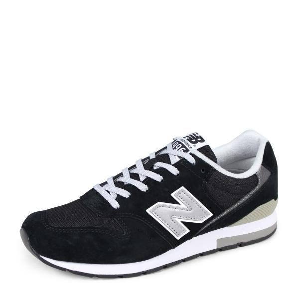 new balance 996 レディース メンズ ニューバランス スニーカー MRL996BL Dワイズ 靴 ブラック 黒|sugaronlineshop|03