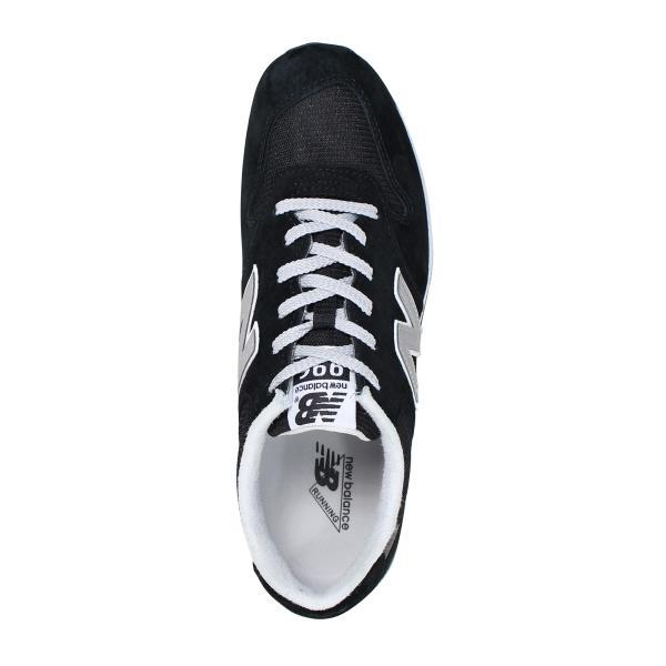 new balance 996 レディース メンズ ニューバランス スニーカー MRL996BL Dワイズ 靴 ブラック 黒|sugaronlineshop|04