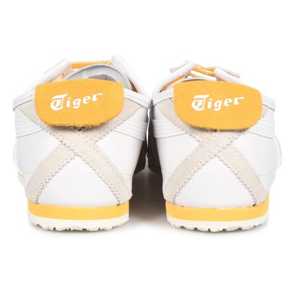 Onitsuka Tiger オニツカタイガー メキシコ 66 スニーカー メンズ レディース MEXICO 66 ホワイト 白 1182A104-101 10/11 新入荷 sugaronlineshop 05