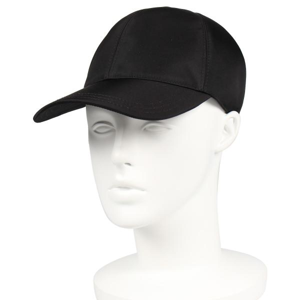 PRADA プラダ キャップ 帽子 ベースボールキャップ メンズ レディース BASEBALL CAP ブラック 黒 2HC2742B15 10/9 新入荷|sugaronlineshop|05