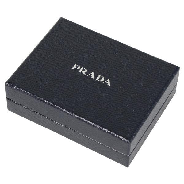 PRADA プラダ 名刺入れ カードケース カードホルダー メンズ サフィアーノ BUSINESS CARD HOLDER VOFTM ブラック 黒 2MC122QME 10/8 新入荷|sugaronlineshop|08