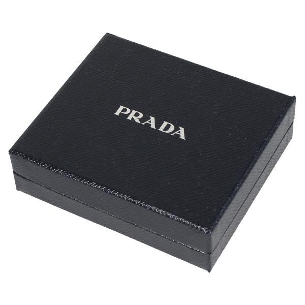 PRADA プラダ 財布 二つ折り メンズ サフィアーノ BIFOLD COIN POCKET ブラック 黒 2MO738QHH 10/8 新入荷|sugaronlineshop|11