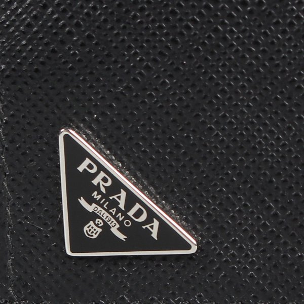 PRADA プラダ 財布 長財布 メンズ サフィアーノ VERTICAL WALLET ブラック 黒 2MV836QHH 10/8 新入荷|sugaronlineshop|06