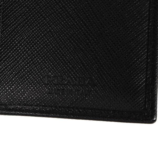 PRADA プラダ 財布 長財布 メンズ サフィアーノ VERTICAL WALLET ブラック 黒 2MV836QHH 10/8 新入荷|sugaronlineshop|08
