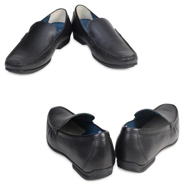 REGAL 靴 メンズ リーガル ヴァンプ 56HRAF ドライビングシューズ カジュアル ブラック 黒 10/19 再入荷|sugaronlineshop|02
