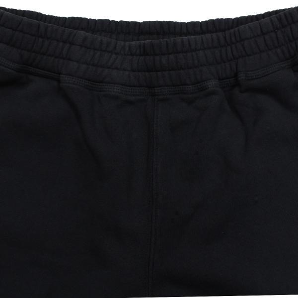 STUSSY ステューシー スウェット ショートパンツ ハーフパンツ メンズ フリース STOCK FLEECE SHORT ブラック 黒 112232 11/3 追加入荷|sugaronlineshop|03